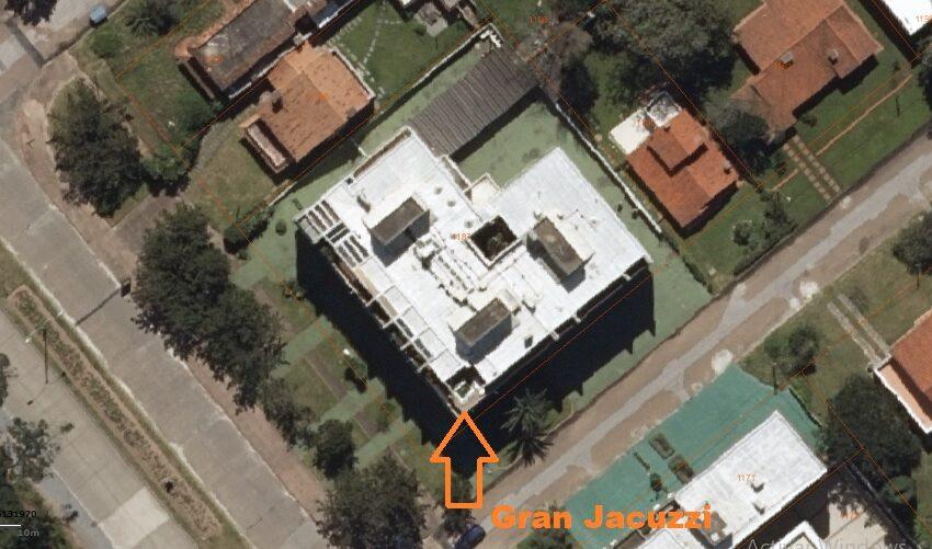 foto aérea ampliada Hadel Suaya apto 11 mansa pde