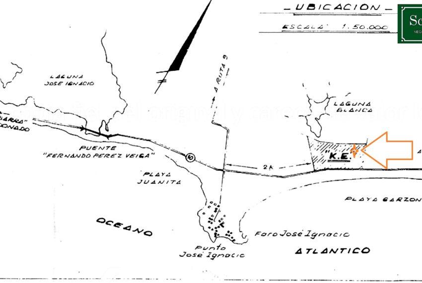Terreno en José Ignacio 1800 m2 aprox (2)