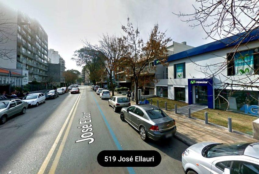 José Ellauri 514 y Montero