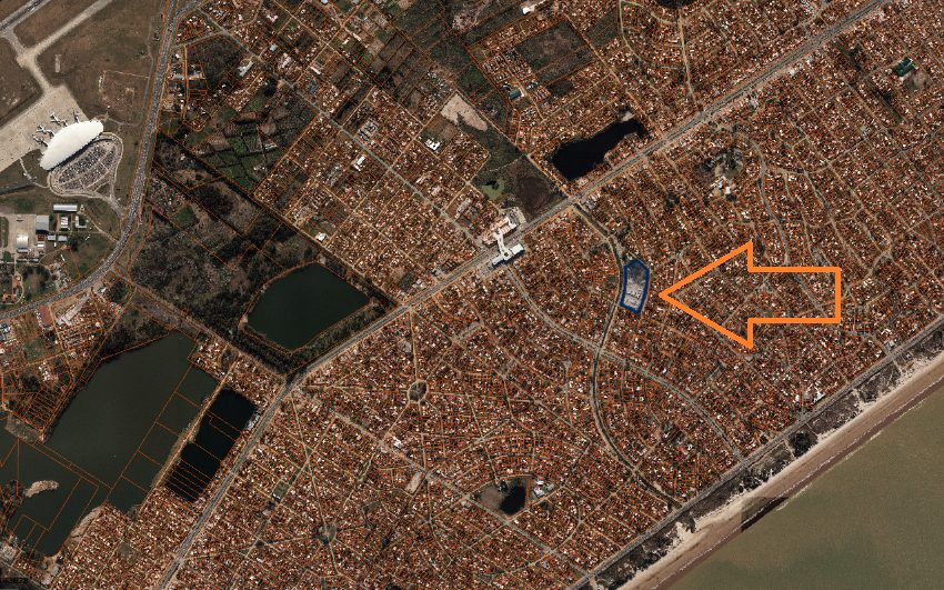 foto aerea Lagomar