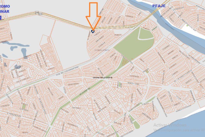 plano ubic. interbalnearia esquina lado Sur. p. 36863