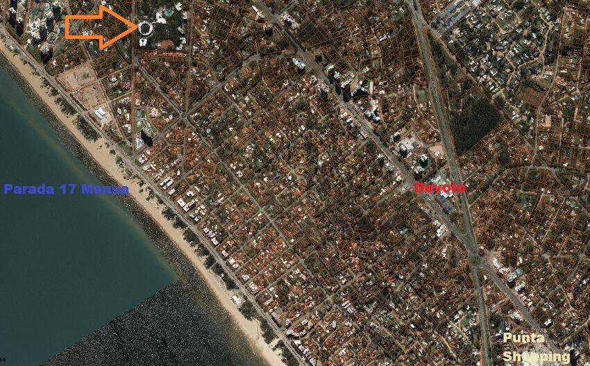 foto aéra ubicación