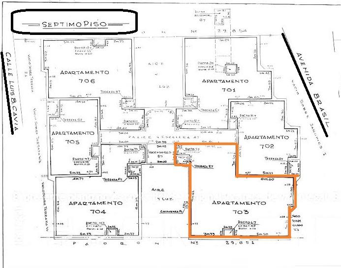 plano planta 703