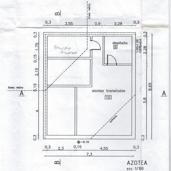 Azotea Casa Dulce