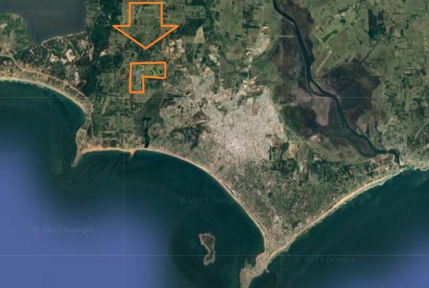 ubicación satelital