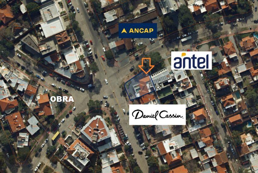 5 esquinas Arocena Gabriel Otero Rostand