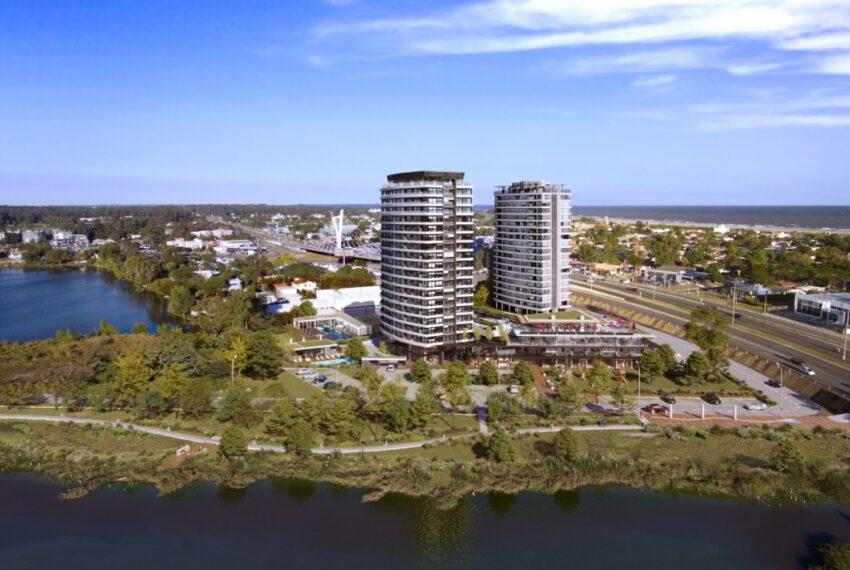 foto aérea torres