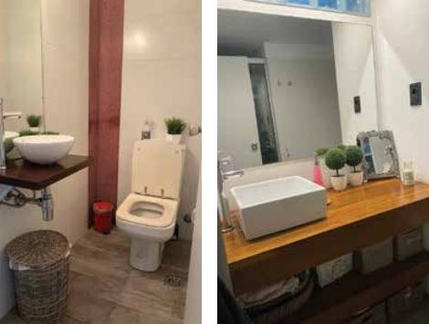 baño & toilette