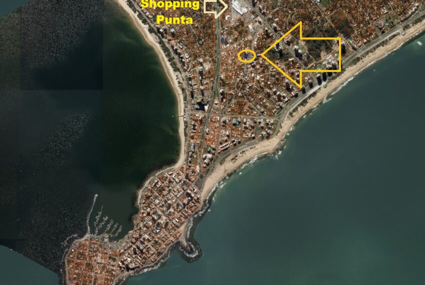 foto aérea peninsula